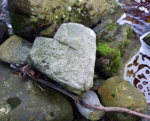 stream heart